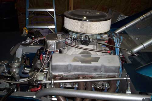 modified race car engines v8